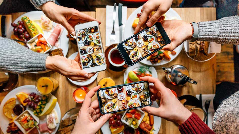 What's cooking on Instagram: 5 food and drink trends